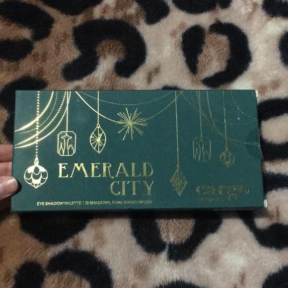Emerald Fashion Other - Emerald City Eyeshadow Palette